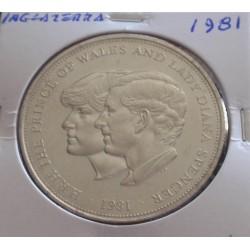 Inglaterra - 25 New Pence -...
