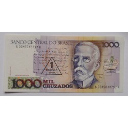 Brasil - 1 Cruzado Novo, S/...