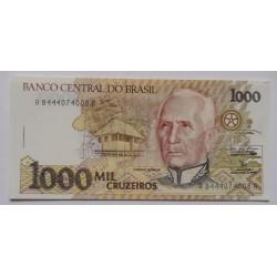 Brasil - 1000 Cruzeiros - 1991