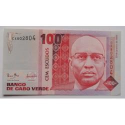 Cabo Verde - 100 Escudos -...