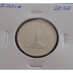 Rússia - 5 Roubles - 2020