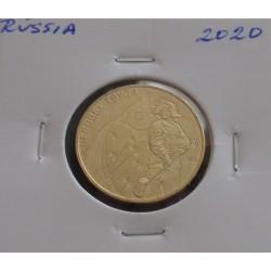 Rússia - 10 Roubles - 2020