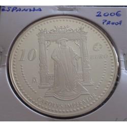 Espanha - 10 Euro - 2006 -...