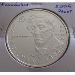 Finlândia - 10 Euro - 2006...