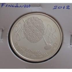 Finlândia - 10 Euro - 2012...