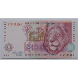 África do Sul - 50 Rand -...