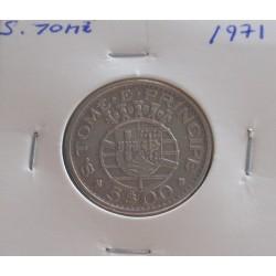 S. Tomé - 5 Escudos - 1971