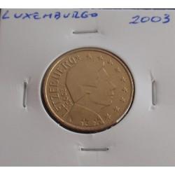 Luxemburgo - 50 Centimos -...