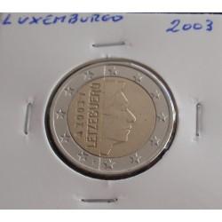 Luxemburgo - 2 Euro - 2003