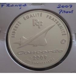 França - 10 Euro - 2009 -...