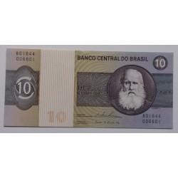 Brasil - 10 Cruzeiros - 1974