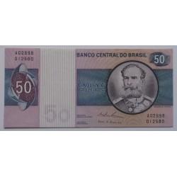 Brasil - 50 Cruzeiros - 1974
