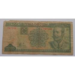 Cuba - 5 Pesos - 2001