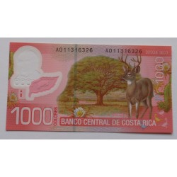 Costa Rica - 1000 Colones -...