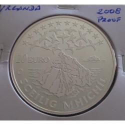 Irlanda - 10 Euro - 2008 -...