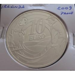 Irlanda - 10 Euro - 2009 -...