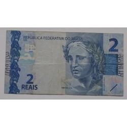 Brasil - 2 Reais - 2010