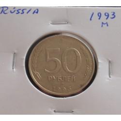 Rússia - 50 Roubles - 1993 M