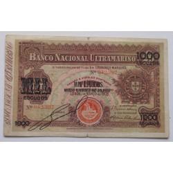 Moçambique - 1000 Escudos,...