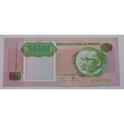Angola - 50000 Kwanzas -...