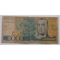 Brasil - 100000 Cruzeiros -...