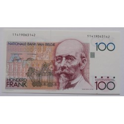 Bélgica - 100 Francs - 1978...