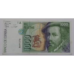 Espanha - 1000 Pesetas -...
