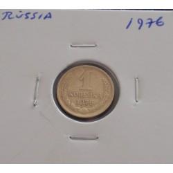 Rússia - 1 Kopek - 1976