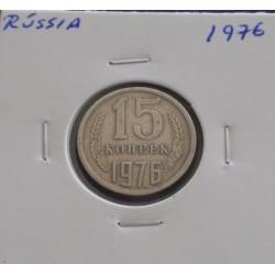 Rússia - 15 Kopeks - 1976