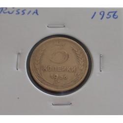 Rússia - 3 Kopeks - 1956