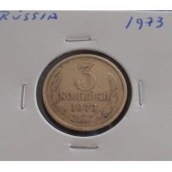 Rússia - 3 Kopeks - 1973