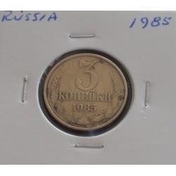 Rússia - 3 Kopeks - 1985
