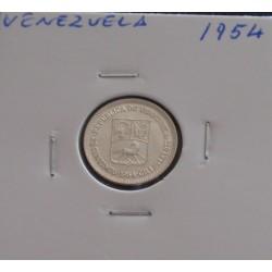 Venezuela - 25 Centimos -...