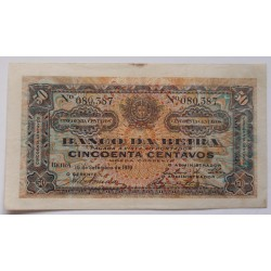 Moçambique / Banco da Beira...