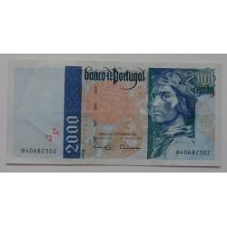 Portugal - 2000 Escudos -...