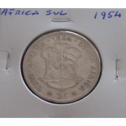 África do Sul - 2 Shillings...