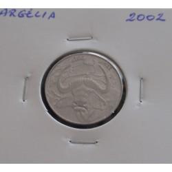 Argélia - 1 Dinar - 2002