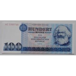 Alemanha - 100 Mark - 1975...