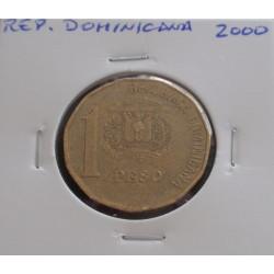 Rep. Dominicana - 1 Peso -...