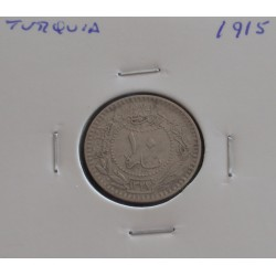 Turquia - 10 Para - 1915