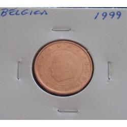 Bélgica - 5 Centimos - 1999