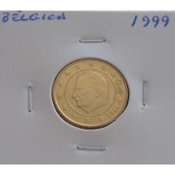 Bélgica - 10 Centimos - 1999