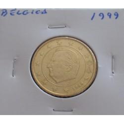 Bélgica - 50 Centimos - 1999