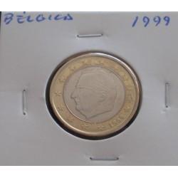 Bélgica - 1 Euro - 1999
