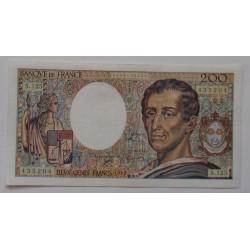 França - 200 Francs - 1992