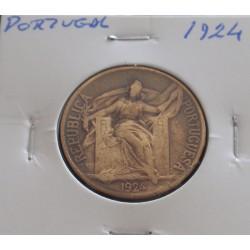 Portugal - 1 Escudo - 1924