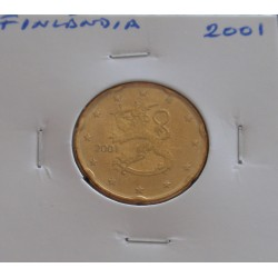 Finlândia - 20 Centimos - 2001
