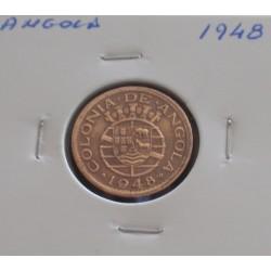 Angola - 20 Centavos - 1948