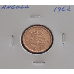 Angola - 20 Centavos - 1962