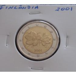 Finlândia - 2 Euro - 2001